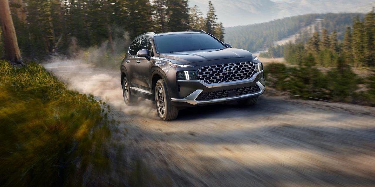Kelley Blue Book: Review: The all-new 2022 Hyundai Santa Fe Plug-in Hybri...