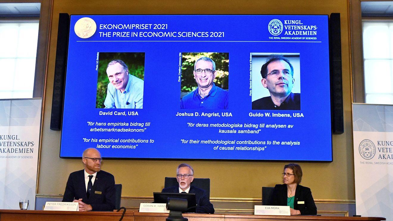 : Nobel Prize winning economist David Card's lesser-known research explor...