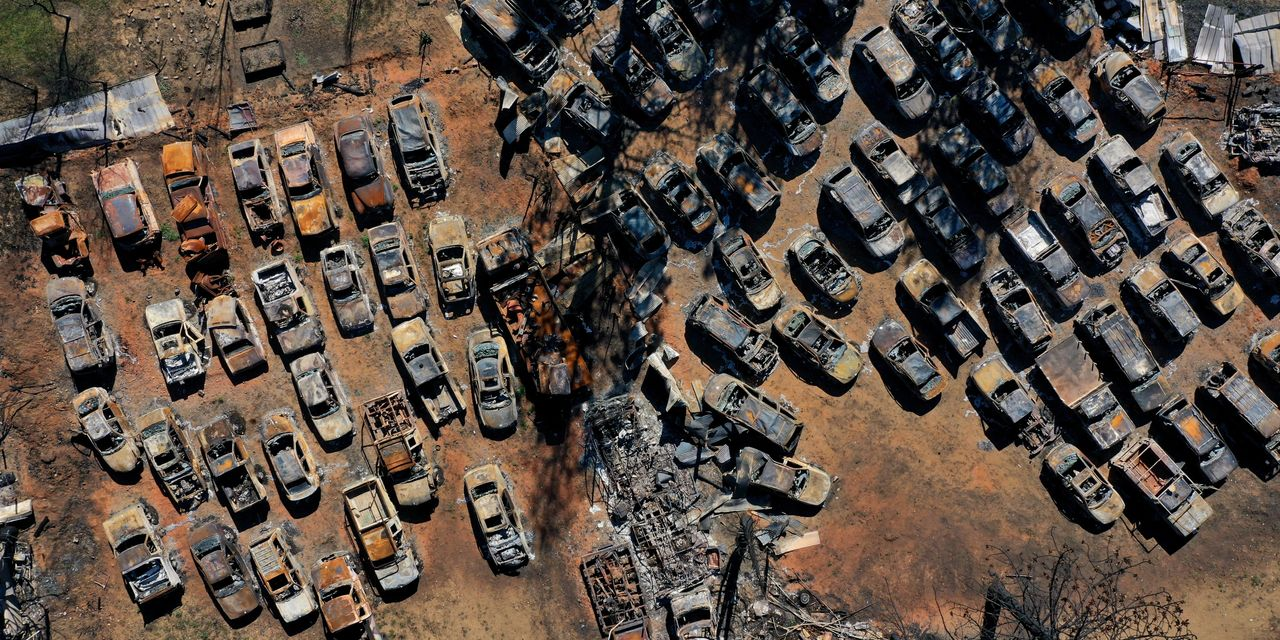 : The hedge funds that left wildfire victims holding the bag on PG&E stoc...