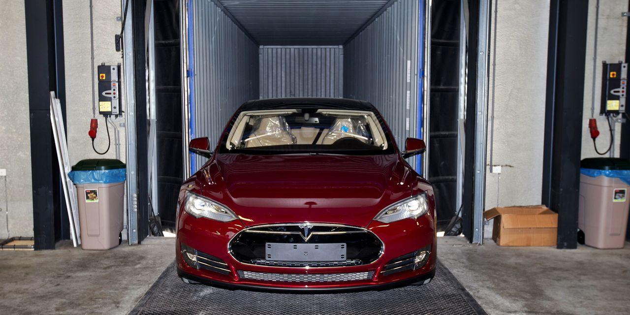 Tesla stock climbs toward 8-month high after Jefferies boosts price target, profit view