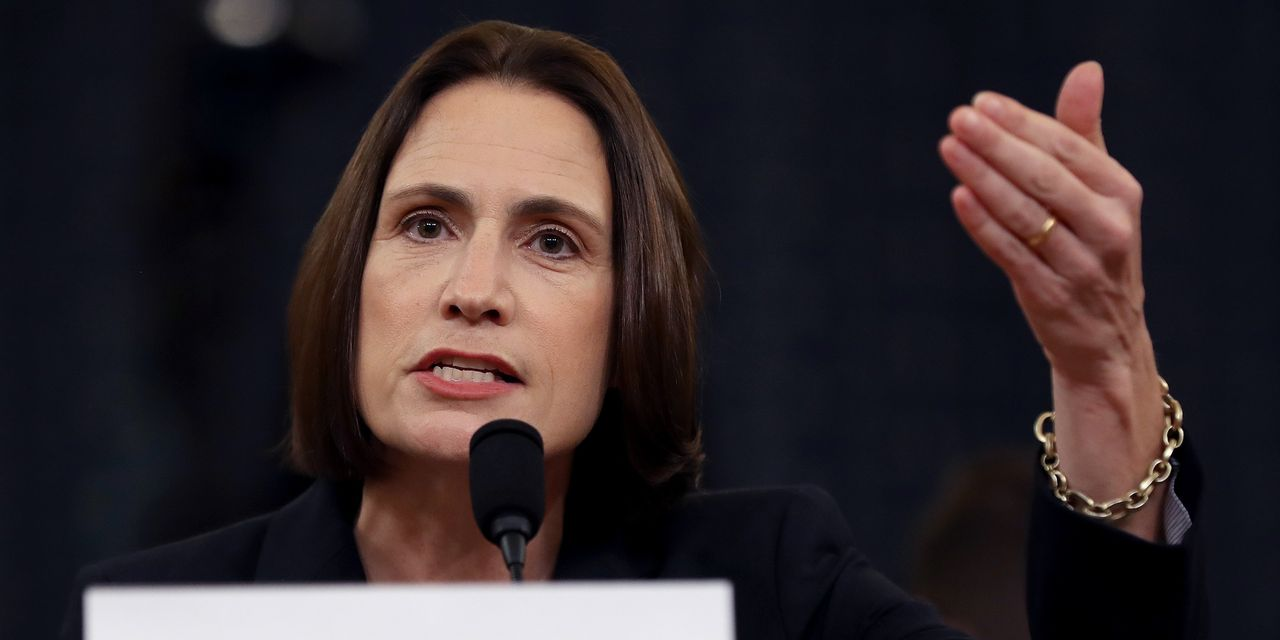 Fiona Hill recalls being misread by both Putin and Trump: 'But go ahead. I'm listening.'