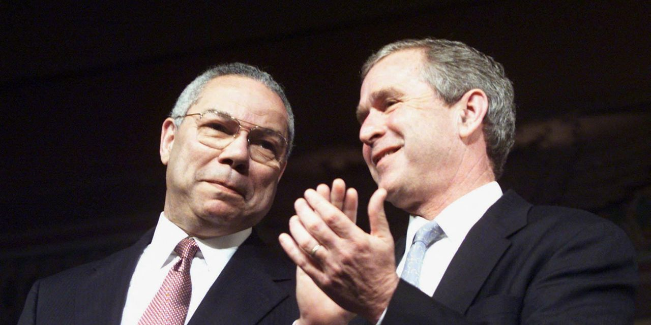 Obama, Bush, Biden and others pay tribute to Colin Powell