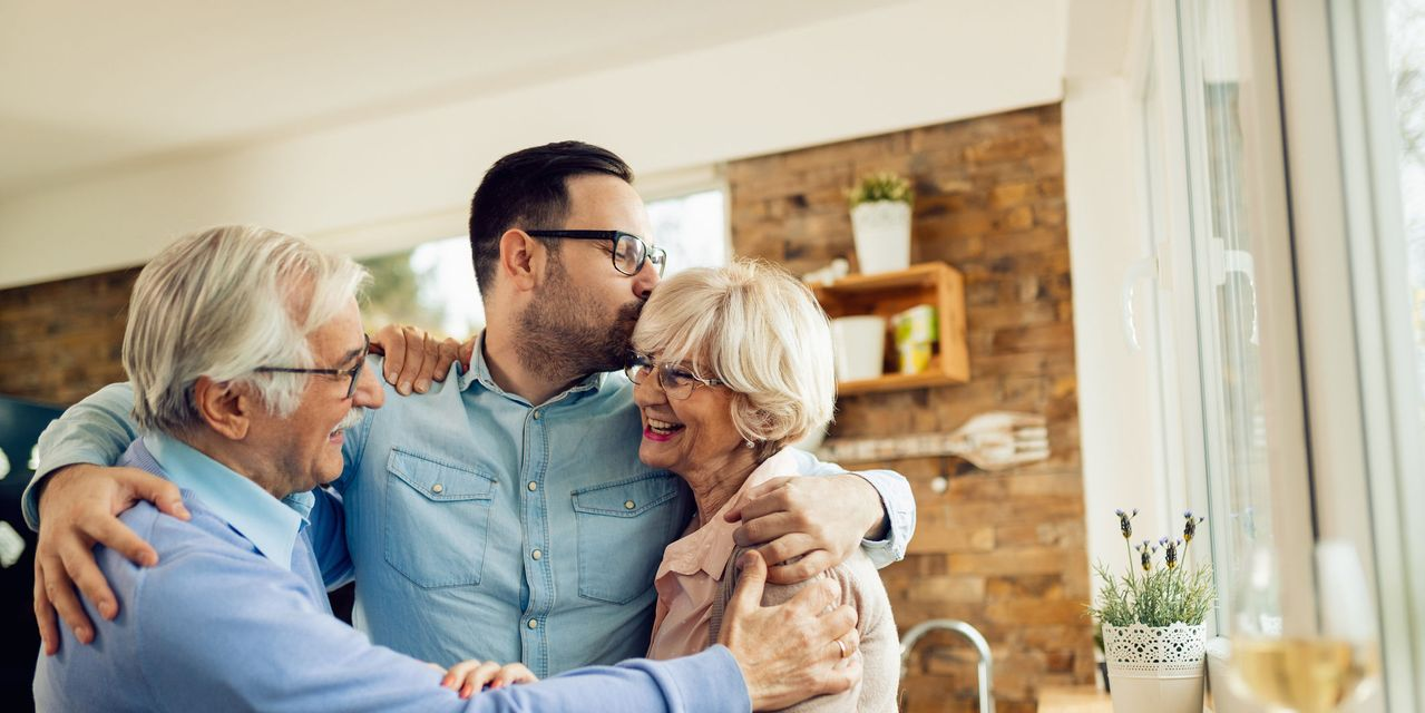 My elderly parents have a mortgage on their home. Can they still leave it to me in their will?